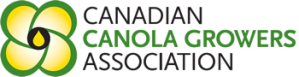 Railroaded Canadian Canola Growers Assoc logo
