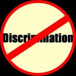 Railroaded discrimination image