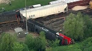 Railroaded CN derailment 1