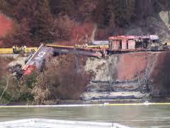 Railroaded CN derailment 4