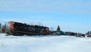 Railroaded CN derailment 5