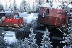 Railroaded CN derailment 7
