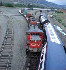Railroaded CN derailment 8