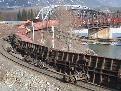 Railroaded CN derailment image 100