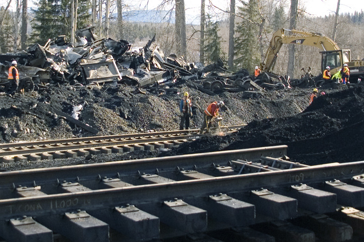 news canadian national railway great railroad construction robbery