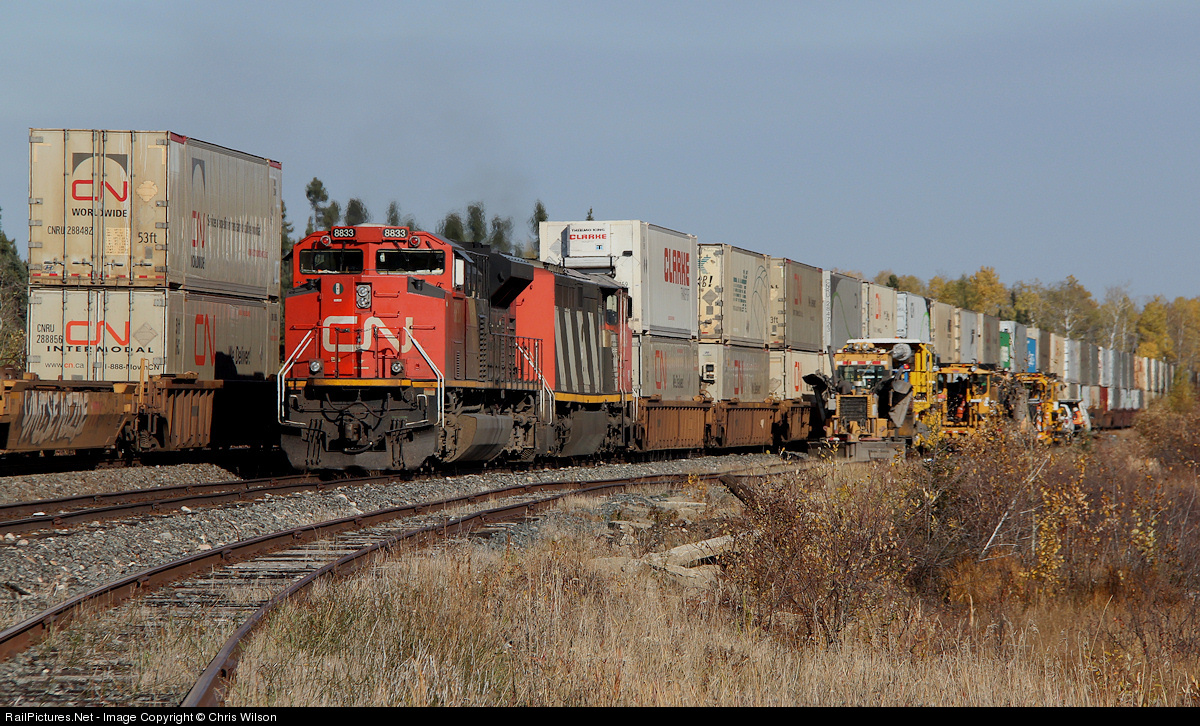 Cn Derailment Caused By Weakened Track Structure