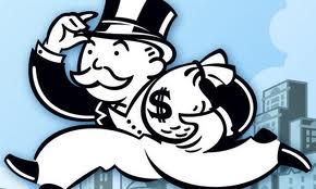 Railroaded monopoly photo