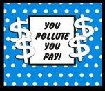 Railroaded polluter pays image
