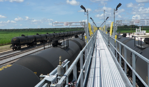 Short Notice Provided On Proposed Crude Oil Rail Loading