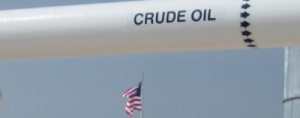 Railroaded crude oil USD photo