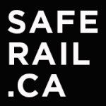 Railroaded Safe Rail Communities logo image