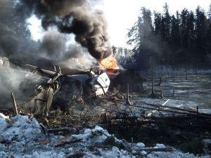 Railroaded CN derailment Timmins 2015 image 2