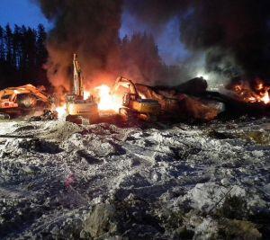 Railroaded CN derailment Timmins 2015 image 3