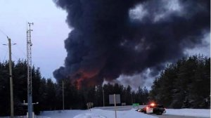 Railroaded CN derailment Gogama march 7 2015 image